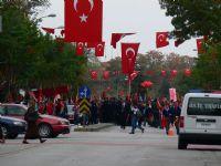Konya'da Cumhuriyet Bayramı Çoşkusu