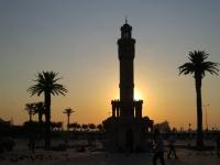 İzmir De Gün Batımı