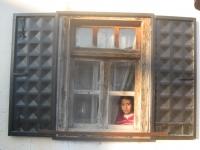 Pencereden Bakan
