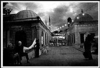 Eyüp Sultanda İftar Vakti