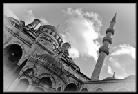 Yeni Camii...