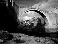 Mostar Köprüsü...