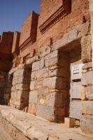 Efes - Celsus Kütüphanesi İç Mekan Detay