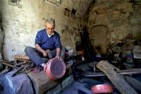 Mardin Çarşıda El İşçiliği Ustalarından