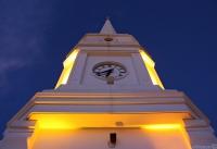 Antalya Kemer Saat Kulesi