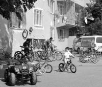 Bisiklet Lazım Mı?.....