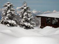 Uludağ'da Kar