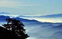 Spil Den Nif Dağlarına Bakış