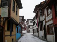Eskişehir Odunpazarı Evlerinde Kış