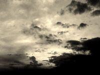 Bulutların Gökyüzüyle Dansı