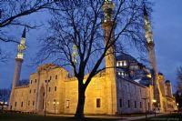 Süleymaniyede Akşam