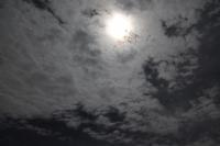 Ay Ve Bulutlar�n Dans�