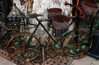 Demir Sanatı - Bisiklet