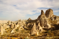 Uçhisar Kalesi (kapadokya)