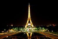 Paris'te Akşam
