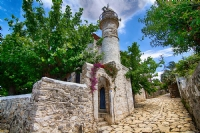 Eski Datça'da Bir Sokak