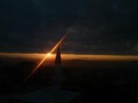 Gün Doğumu Ve Minare