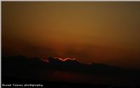İlk Günbatımı Çekimim