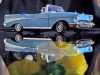 "Miniciks Hayatlar "" 1957 Chevy Convertıble """