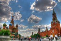 St. Basil  & Kremlin