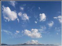 Erciyes Ve Bulutlar