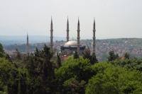Edirne Selimiye Cami Farklı Bir Bakış