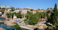 Antalya Kale İçinden..