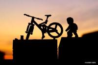 """Miniciks Hayatlar """"bisikletli"""""""