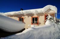 Dorukkiriş'te  Kar