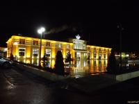 Sivas Tarihi Gar Binası