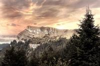 Dağlar..