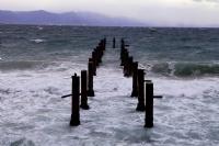 Mudanyada Fırtınalı Bir Gün