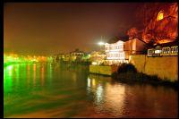 Amasya Gece Fotoğrafı