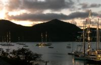 Karayiplerde Bir Liman