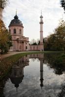 1723 Avrupada Bir Cami.Mannheim