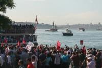 Taksim'e..