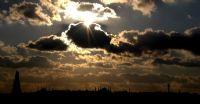 Manevi Yoğunluğu Anlatmada Bulutlar...