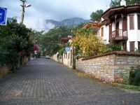 Bir Sokak Akyaka'da