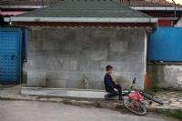 Bisiklet İle Çocuk