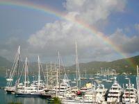 Karayiplerden Gökkuşağı