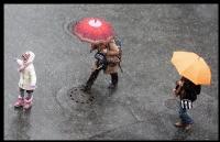 Şemsiye Zamanı...