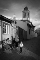 Edirne'de Sokak