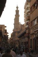 Kahire Sokaklar'ında