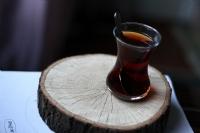 Çay Tabağım Odundan :)