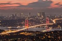 Kırmızı Yanan Köprü - 15 Temmuz Şehitler Köprüsü