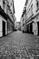 Prag'�n Dar Sokaklar�