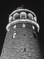 Galata Kulesi Gece