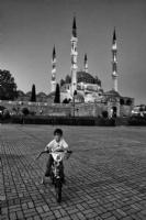 Selimiye'de Akşam