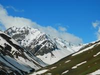 Karlı Dağlar