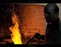 Ve Kusuyordu Ateş Tüm Kinini ...Terliyordu Usta...